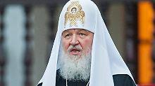 """Russische Ängste vorm ESC: Patriarch geißelt """"bärtige Sängerinnen"""""""