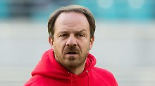 Ex-Trainer des RB Leipzig kommt: Zorniger trainiert Stuttgart