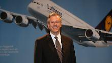 Christoph Franz: Bringt sich der Kronprinz in Position?