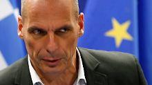 Person der Woche: Yanis Varoufakis - der Felix Krull Europas
