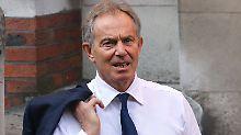 Tony Blair ist vor wenigen Tagen 62 Jahre alt geworden.
