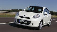 Im Gebrauchtwagen-Check: Nissan Micra punktet mit Qualität
