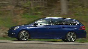 Junge Kunden als Zielgruppe: Peugeot 308 SW GT fährt mit neuem Sound