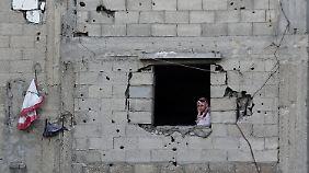 Steinmeier im Nahen Osten: Frieden zwischen Israelis und Palästinensern in weiter Ferne
