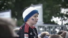 Letzte Chance in Karlsruhe: Abstiegskrimi zerrt an den Nerven der HSV-Fans