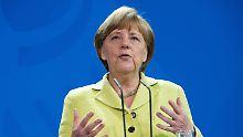Person der Woche: Angela Merkel, die XXL-Kanzlerin