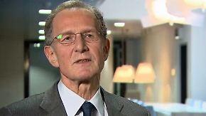 Griechisches Schuldendrama: Bert Rürup erklärt einen möglichen Grexit