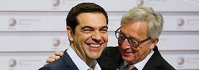 Wer diktiert wem die Lösung?: Bundesregierung sieht Griechenland am Zug