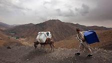 Land am Hindukusch: Geschundenes Afghanistan