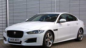Was fürs Auge und fürs Ohr: Jaguar XE und Range Rover Sport SVR im Test