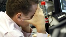 Dow schließt deutlich im Minus: Dax schenkt die 10.000 wieder her
