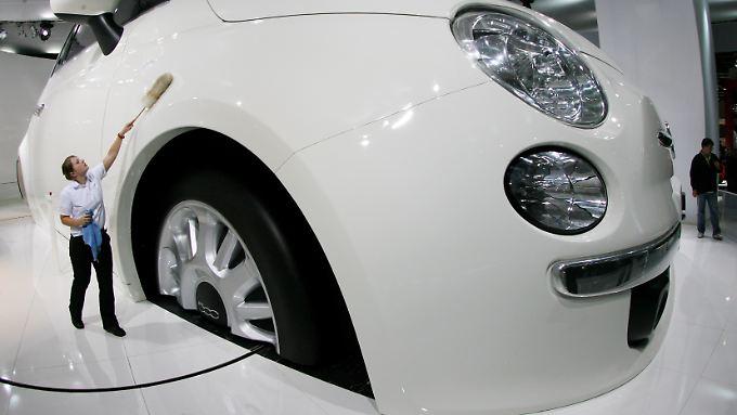 Fiat und Chrysler und GM?