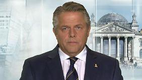 """Willsch im n-tv Interview: Athen wird """"nicht innerhalb des Euros die Kurve kriegen"""""""