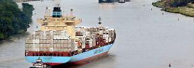 Hält der Ausbau?: Panamakanal wird testweise geflutet