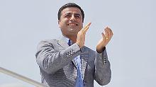 Ein Kurde für alle Türken: Demirtaş - der neue Star in Ankara