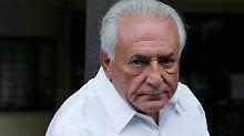 Ex-IWF-Chef als Berater: Ukrainische Bank holt Strauss-Kahn