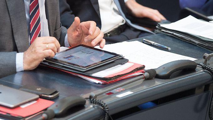 Hackerangriff auf den Bundestag: Trojaner kam durch Link in E-Mails