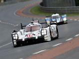 Porsche beendet Audi-Dominanz: Hülkenberg triumphiert bei Debüt in Le Mans
