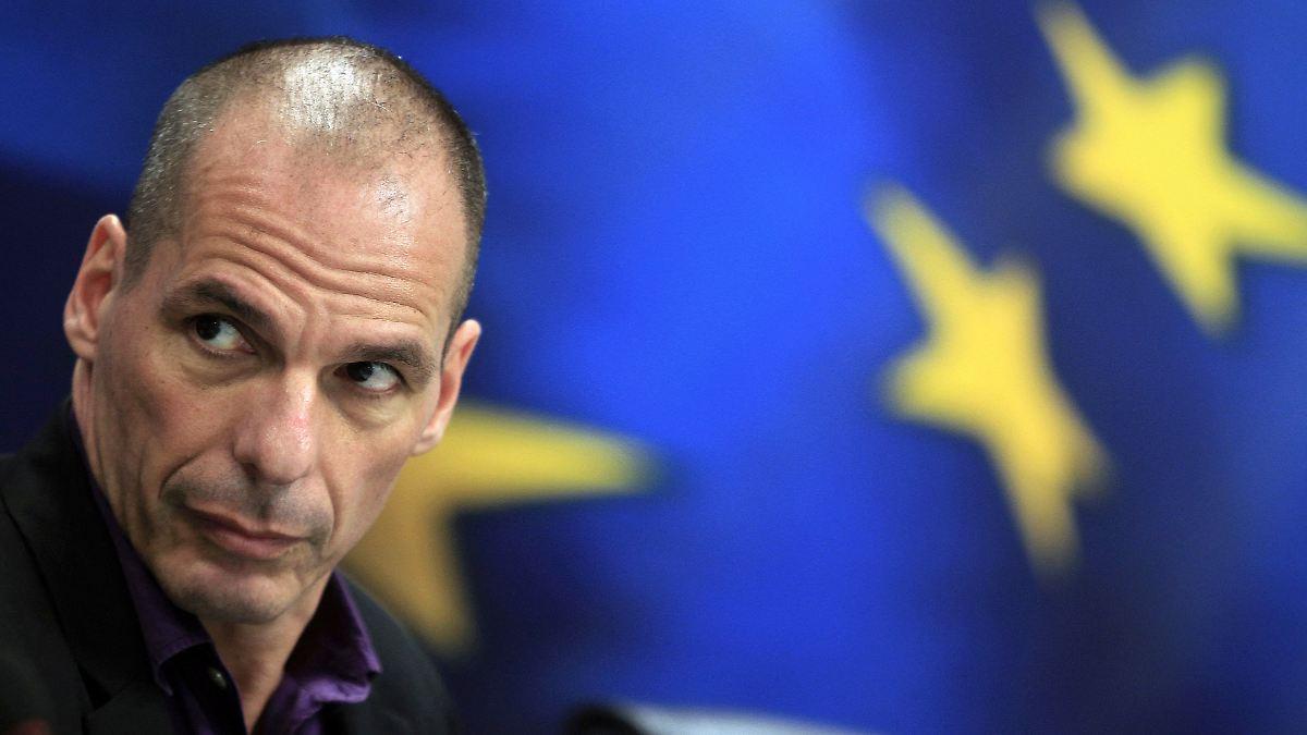 Varoufakis pocht auf Schuldenerlass