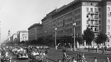 """Central Berlin, DDR Limited"": Berlin, Strausberger Platz"
