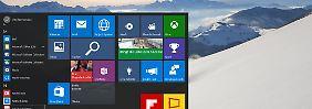 Erste Schritte mit dem neuen System: So richtet man Windows 10 richtig ein