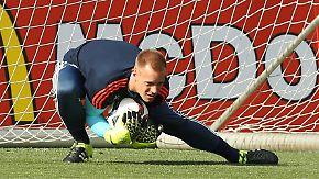 Auftaktspiel bei der U21-EM: Deutschland muss gegen Serbien ran