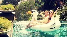 """""""Jennifer Aniston 2.0"""": Harris und Swift bestätigen Trennung"""