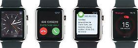 """""""Teures Spielzeug für Technik-Fans"""": Warentest beurteilt Apple Watch"""