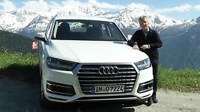 Premium-SUV der High-Tech-Klasse: Der neue Audi Q7 kann vieles besser als der alte