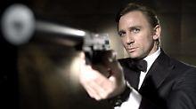 """Shoot to thrill: Wenn James Bond den """"Kreidemann"""" trifft"""