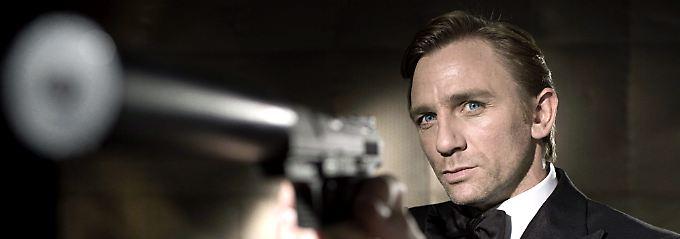 """Ist Craig noch """"007""""?: Starttermin für neuen James Bond steht"""