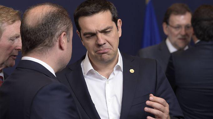 Alexis Tsipras hat das Entgegenkommen der Gläubiger ausgereizt.