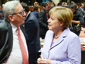 Laut Kanzlerin Merkel hat das Treffen der Eurogruppe am Samstag entscheidende Bedeutung.