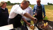 n-tv Ratgeber: Männerkochschule: Grillen