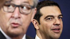 Deutsches Steuergeld in Gefahr: Griechische Banken bleiben geschlossen
