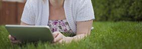Der günstigste kostet 50 Euro: Die beliebtesten E-Book-Reader