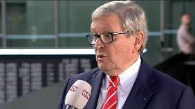 """Joachim P. Schäfer zu Griechenland: """"Den Vollausstieg sehe ich noch nicht"""""""