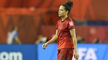 Halbfinal-Pleite bei der WM: DFB-Frauen raus, Sasic hadert, Neid stolz