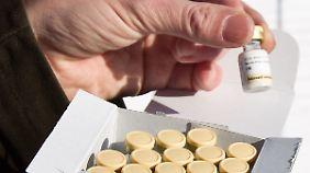 Fast 31 Millionen Menschen wurden mit Pandemrix geimpft.