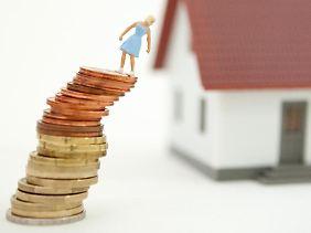 Immobilienbesitzer sollten bedenken: Nutzen sie den «Widerruf-Joker», müssen sie den ausstehenden Kreditbetrag innerhalb von 30 Tagen ihrer Bank zurückzahlen.