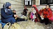 In deutschen Botschaften: Bericht: Flüchtlinge zahlen für Termine