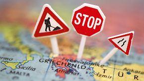 Eingeschränkter Handel: Kapitalverkehrskontrollen lähmen griechische Wirtschaft