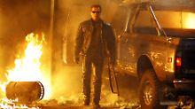 """""""Hasta la vista, Baby"""": Terminator beerbt The Donald"""