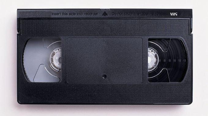 Bald gibt es keine unbespielten und originalverpackten VHS-Kassetten mehr zu kaufen.