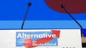Lucke gegen Petry: Zerstrittene AfD wählt neue Führung