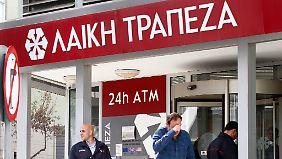 Wie 2013 die Staatsrettung gelang: In Zypern ging es Gutbetuchten ans Ersparte