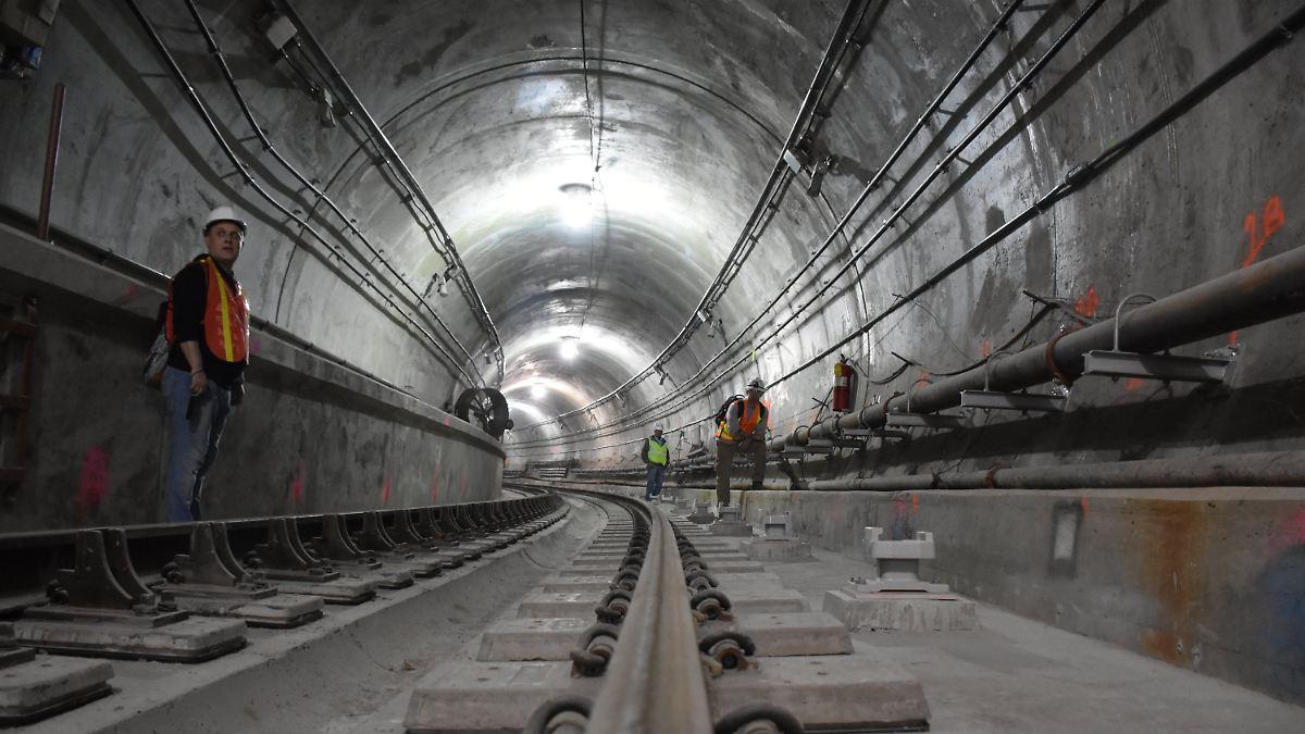 New York baut teuerste U-Bahn der Welt