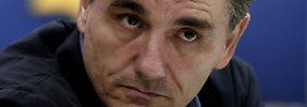 Griechenlands neuer Finanzminister: Tsakalotos will Kurs von Varoufakis beibehalten