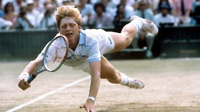Erster Wimbledon-Sieg: Boris Becker schreibt vor 30 Jahren Tennisgeschichte