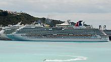 Massentourismus statt Sanktionen: US-Kreuzfahrt-Riesen dürfen Kuba anlaufen